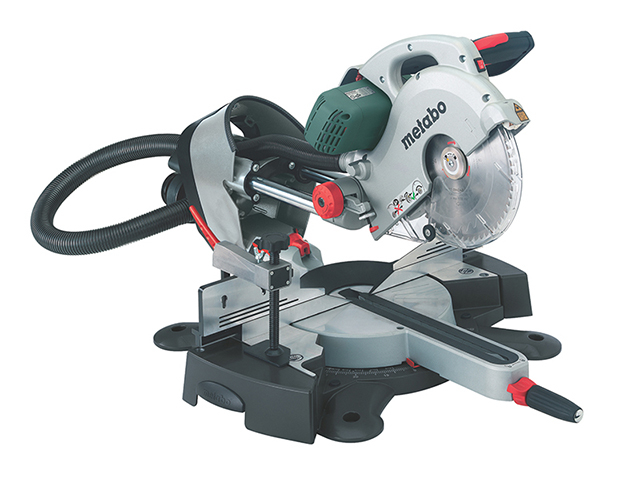 Metabo KGS-254 Plus  Double Bevel Mitre Saw 254mm 2000W 110V MPTKGS254PL