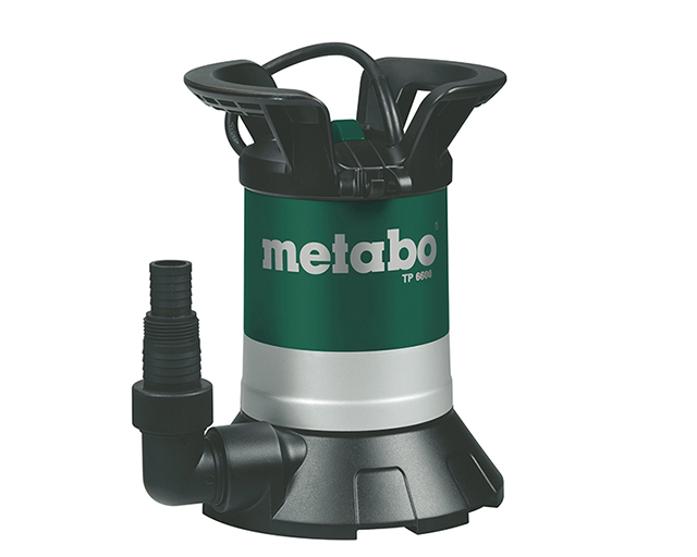Metabo TP 6600 Clear Water Submersible Pump 250W 240V MPTTP6600
