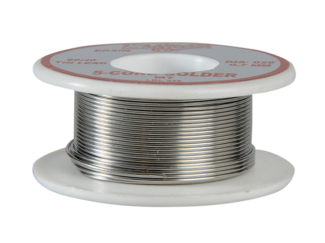 Multicore M7 Ersin 5 Core Solder 60/40 0.7mm Diameter MULM7