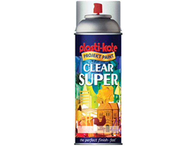 Super Gloss Spray Clear 400ml