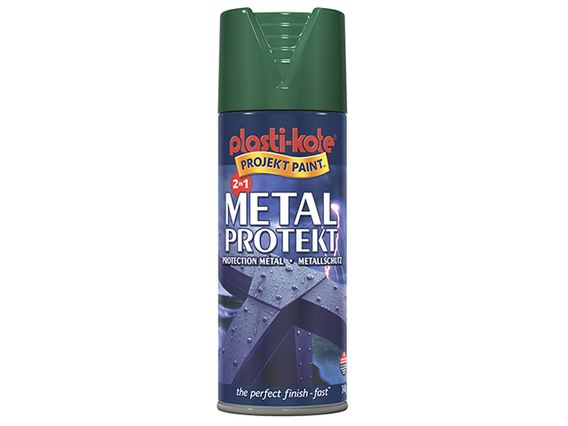 Metal Protekt Spray Gloss Black 400ml