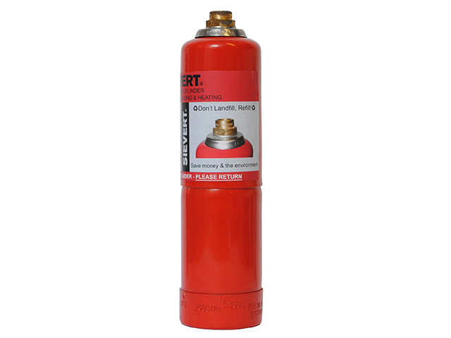 Full Propane Gas Cylinder 340g