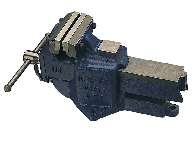 IRWIN® Record® 112 Heavy-Duty Quick Release Vice 150mm (6in) REC112