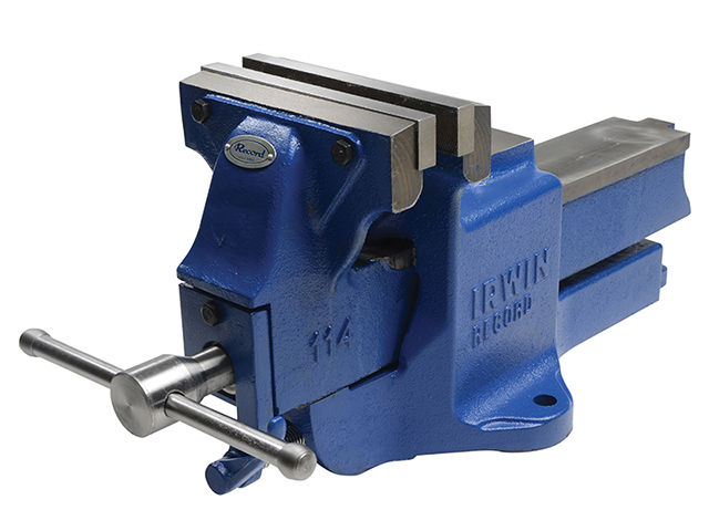 IRWIN® Record® 114 Heavy-Duty Quick Release Vice 200mm (8in) REC114