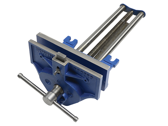 IRWIN® Record® 53ED Woodworking Vice 270mm (10.1/2in) with Quick Release & Dog REC53ED
