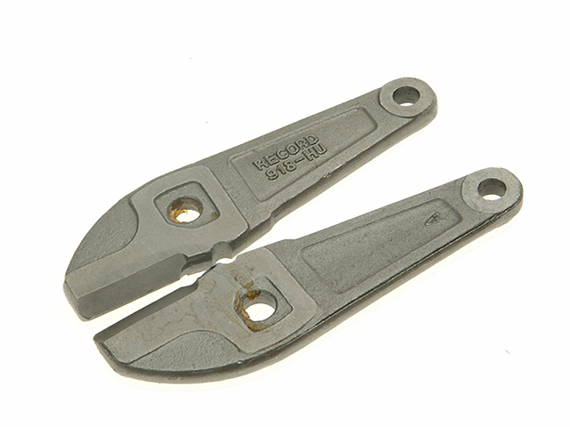 IRWIN® Record® J918H Pair of High Tensile Replacement Jaws 460mm (18in) RECJ918H