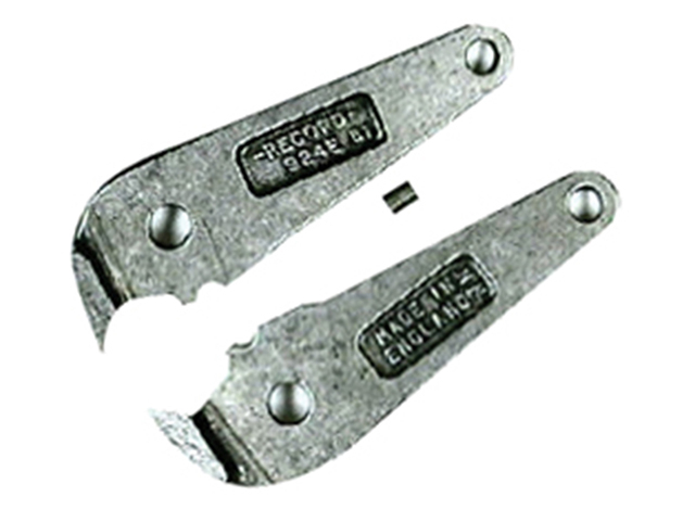 IRWIN® Record® J924E Pair of End Cut Replacement Jaws 610mm (24in) RECJ924E