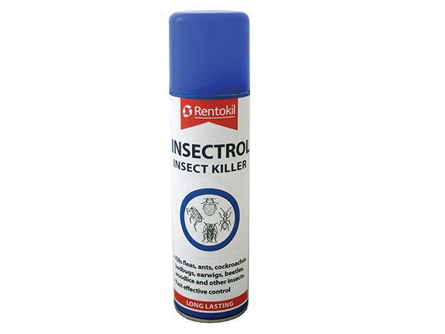 Insectrol - Insect Killer Spray Aerosol 250ml