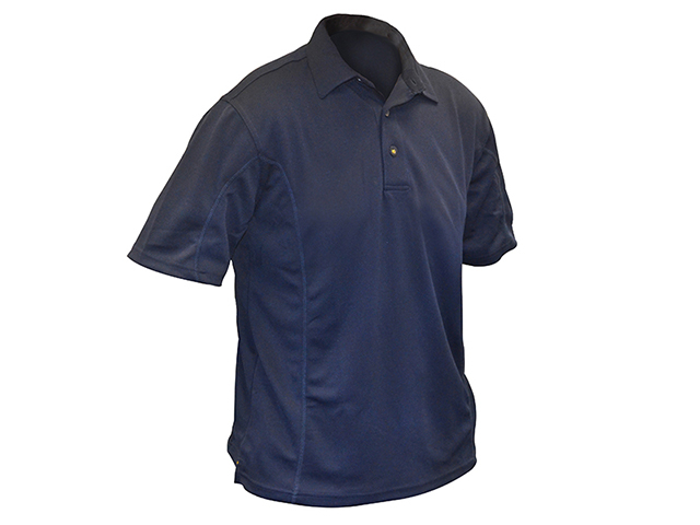 Roughneck Clothing Blue Quick Dry Polo Shirt - XL (46-48in) RNKBLPOLOXL