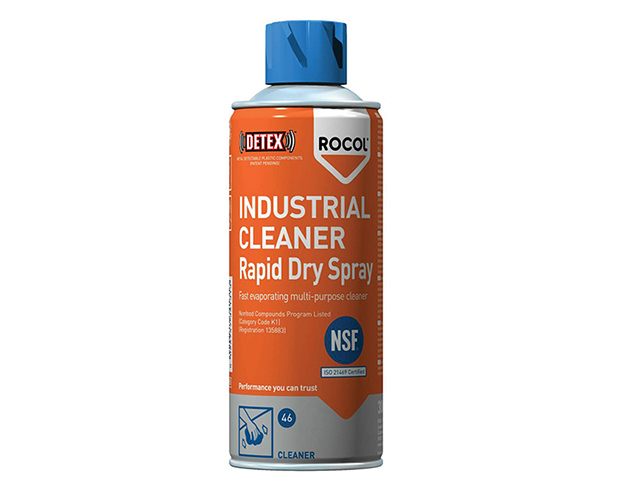 ROCOL INDUSTRIAL CLEANER Rapid Dry Spray 300ml ROC34131