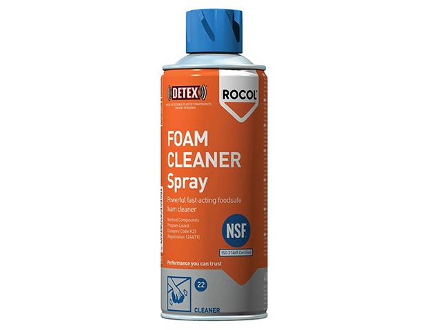 ROCOL FOAM CLEANER Spray 400ml ROC34141