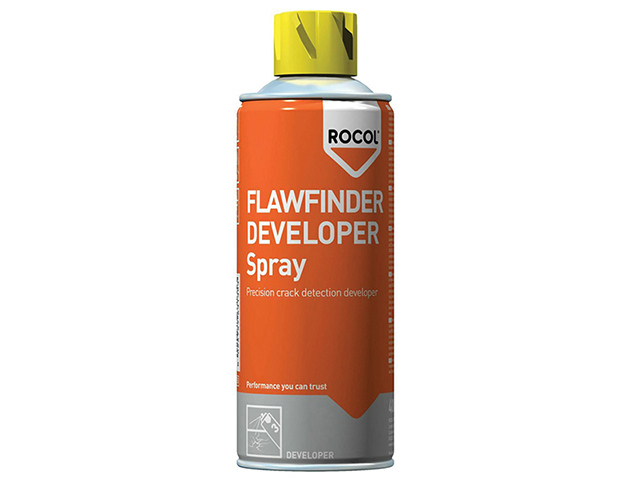 ROCOL FLAWFINDER Developer Spray 400ml ROC63135