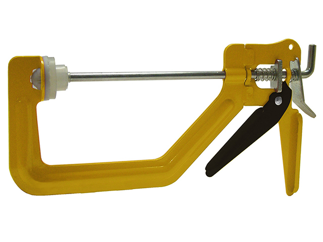 Roughneck TurboClamp<sup>(TM)</sup> One-Handed Speed Clamp 150mm (6in) ROU38010