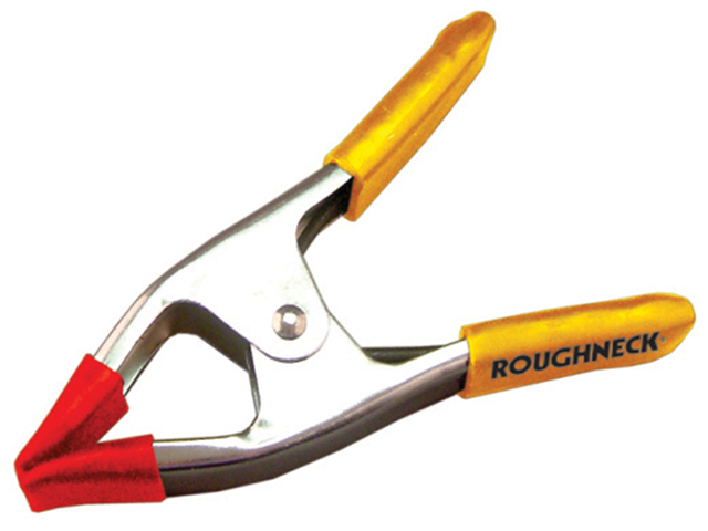 Roughneck Spring Clamp 25mm (1in) ROU38351
