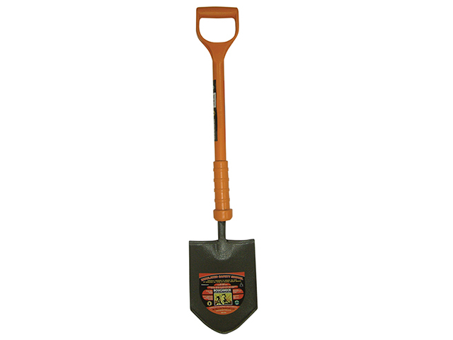 Roughneck Insulated Safety Shovel ROU68404