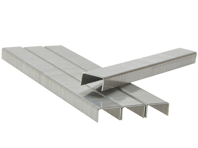 140/6NB 6mm Galvanised Staples Narrow Box 970