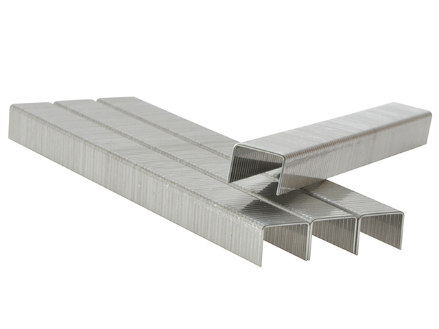 140/8NB 8mm Galvanised Staples Narrow Box 970