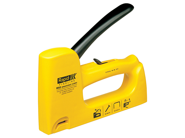 Rapid R83 Handy Fine Wire Staple Gun RPDR83