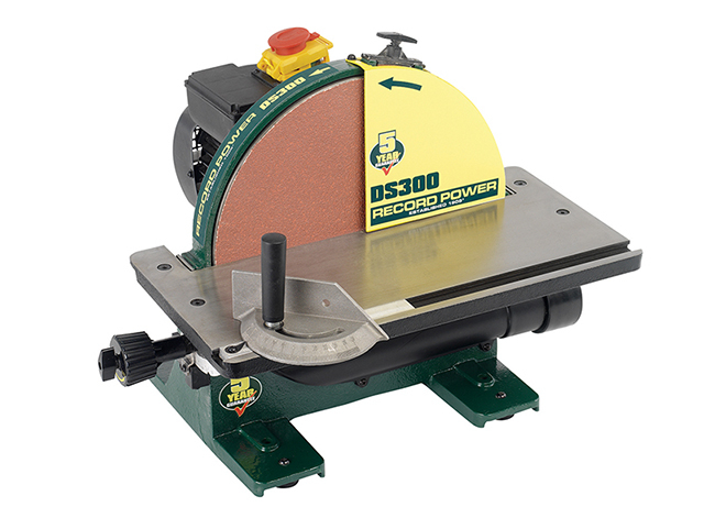 Record Power DS300 Cast Iron Disc Sander 305mm (12in) RPTDS300
