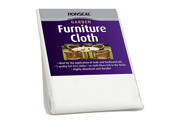 Ronseal Garden Furniture Cloth (Pack of 3) RSLGFC