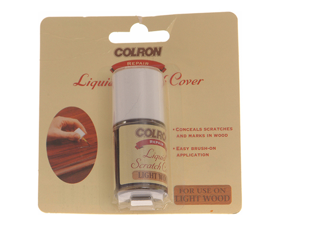 Ronseal Colron Scratch Remover Light Wood RSLLSCL