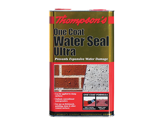 Ronseal Thompson's One Coat Water Seal 5 Litre RSLTWSU5L