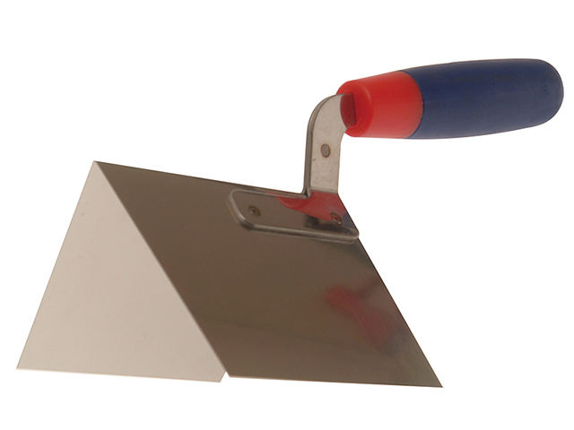 R.S.T. 6205 External Corner Trowel Soft Touch Handle RST6205