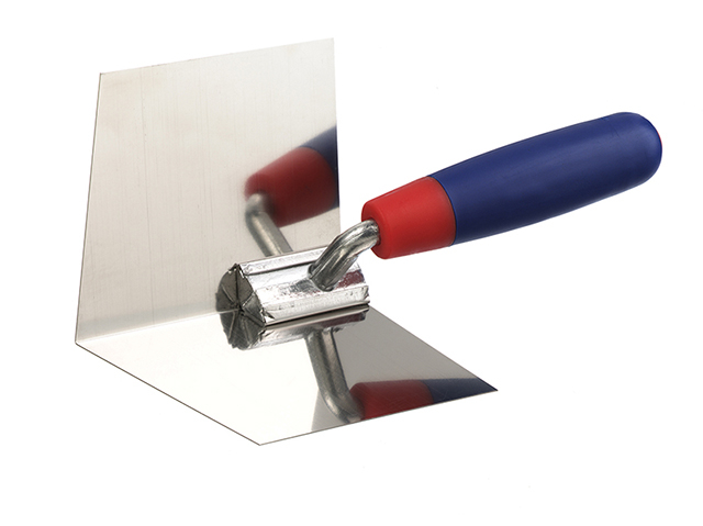 R.S.T. 8200 Internal Corner Trowel Soft Touch Handle RST8200