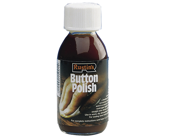 Rustins Button Polish 500ml RUSBP500