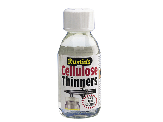 Rustins Cellulose Thinners 125ml RUSCT125