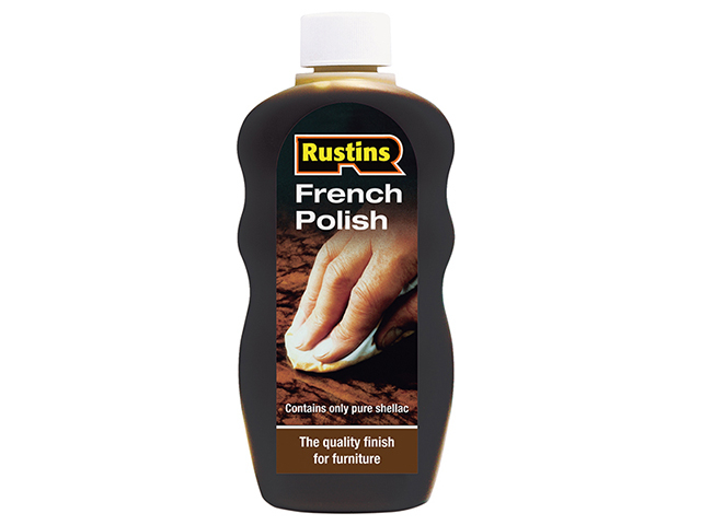 Rustins French Polish 300ml RUSFP300