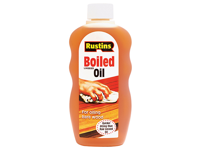 Rustins Boiled Linseed Oil 300ml RUSLOB300