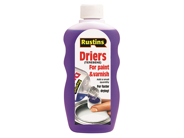 Rustins Paint Driers 300ml RUSPD300
