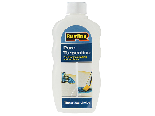 Rustins Pure Turpentine 300ml RUSPT300