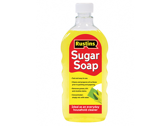 Rustins Sugar Soap 500ml RUSSS500