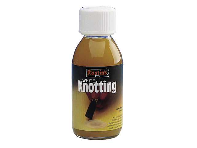 Rustins Knotting White 125ml RUSWK125
