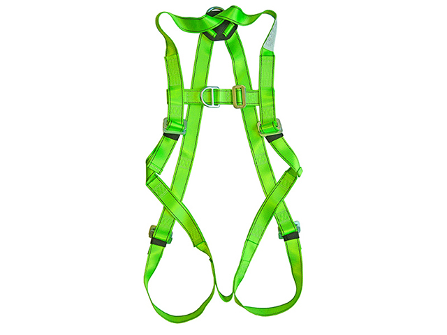 Scan Fall Arrest Harness 2-Point Anchorage SCAFAHARN6