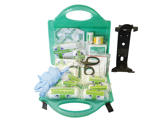 Scan First Aid Kit 1-100 Persons BS Approved SCAFAK1100BS