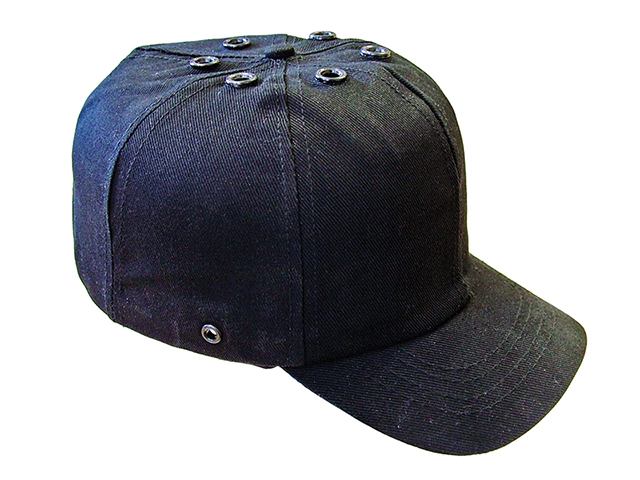 Scan Bump Cap - Black SCAPPECAPN