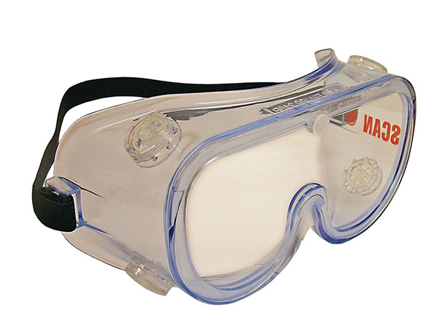 Scan Indirect Vent Safety Goggles SCAPPEGIDV