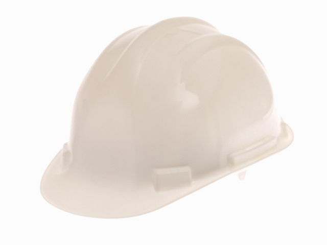 Scan Safety Helmet White SCAPPESHW