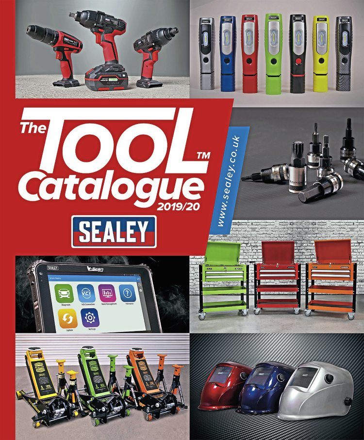 Sealey Catalogue
