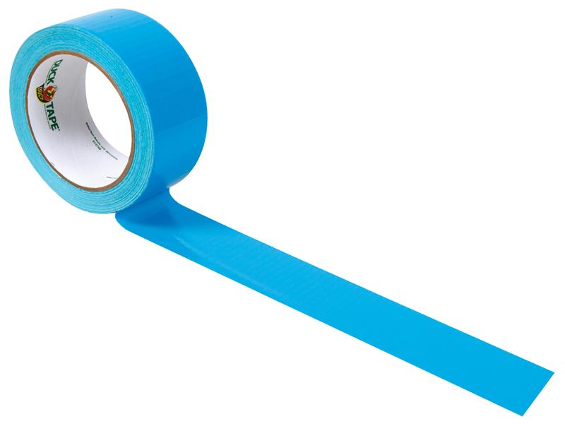 Shurtape Duck Tape® 48mm x 18.2m Electric Blue SHU1311000
