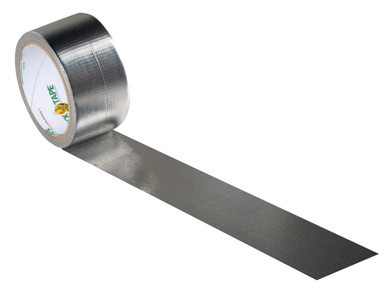 Shurtape Duck Tape® 48mm x 9.1m Chrome SHU280621