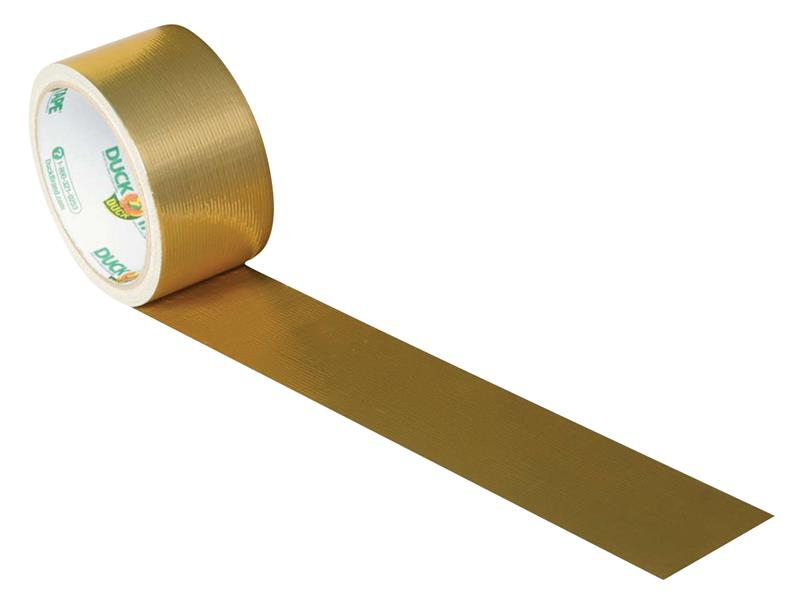 Shurtape Duck Tape® 48mm x 9.1m Gold SHU280748