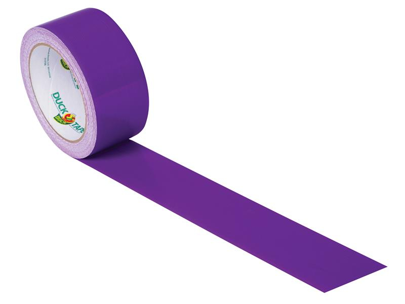 Shurtape Duck Tape® 48mm x 18.2m Purple SHU283138