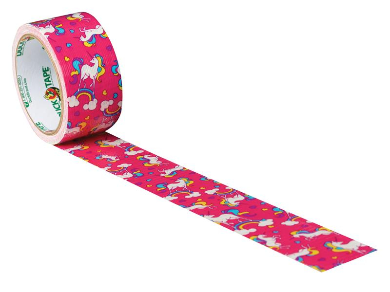 Shurtape Duck Tape® 48mm x 9.1m Unicorns SHU284567