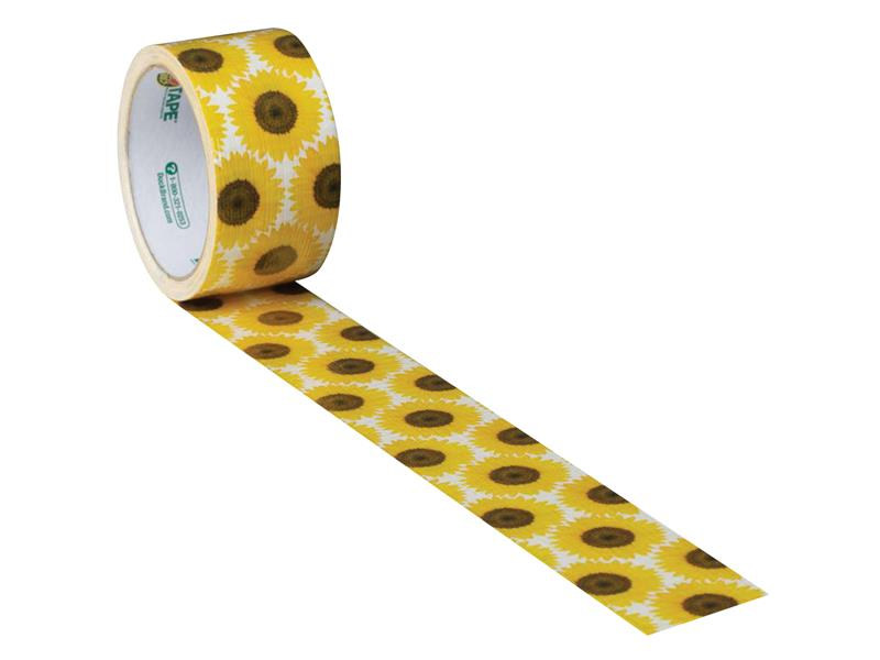 Shurtape Duck Tape® 48mm x 9.1m Sunflower SHU284576