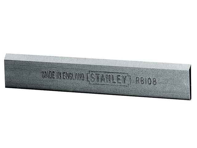 Stanley Tools RB108BP Card of 5 Straight Blades STA012378