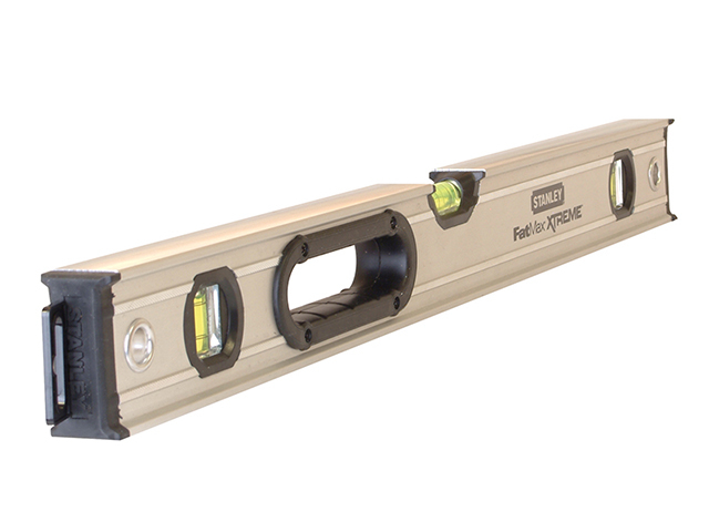 Stanley Tools FatMax® Pro Box Beam Spirit Level 3 Vial 200cm STA043681